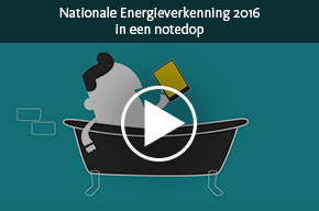 De Nationale Energieverkenning 2016 in een notendop